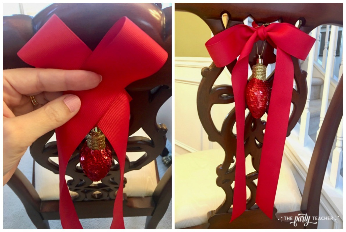 How to make a chair ornament by The Party Teacher-2