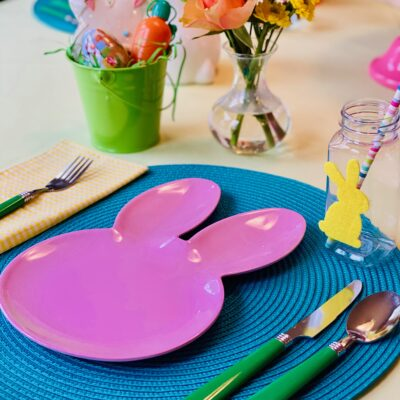 My Parties: Pretty Pastel Easter Children's Table