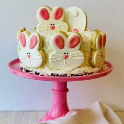 How to Make an Easy Easter Cake