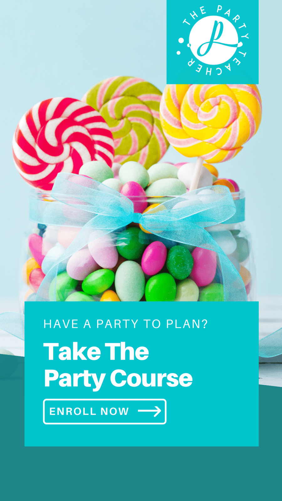 Enroll in The Party Course