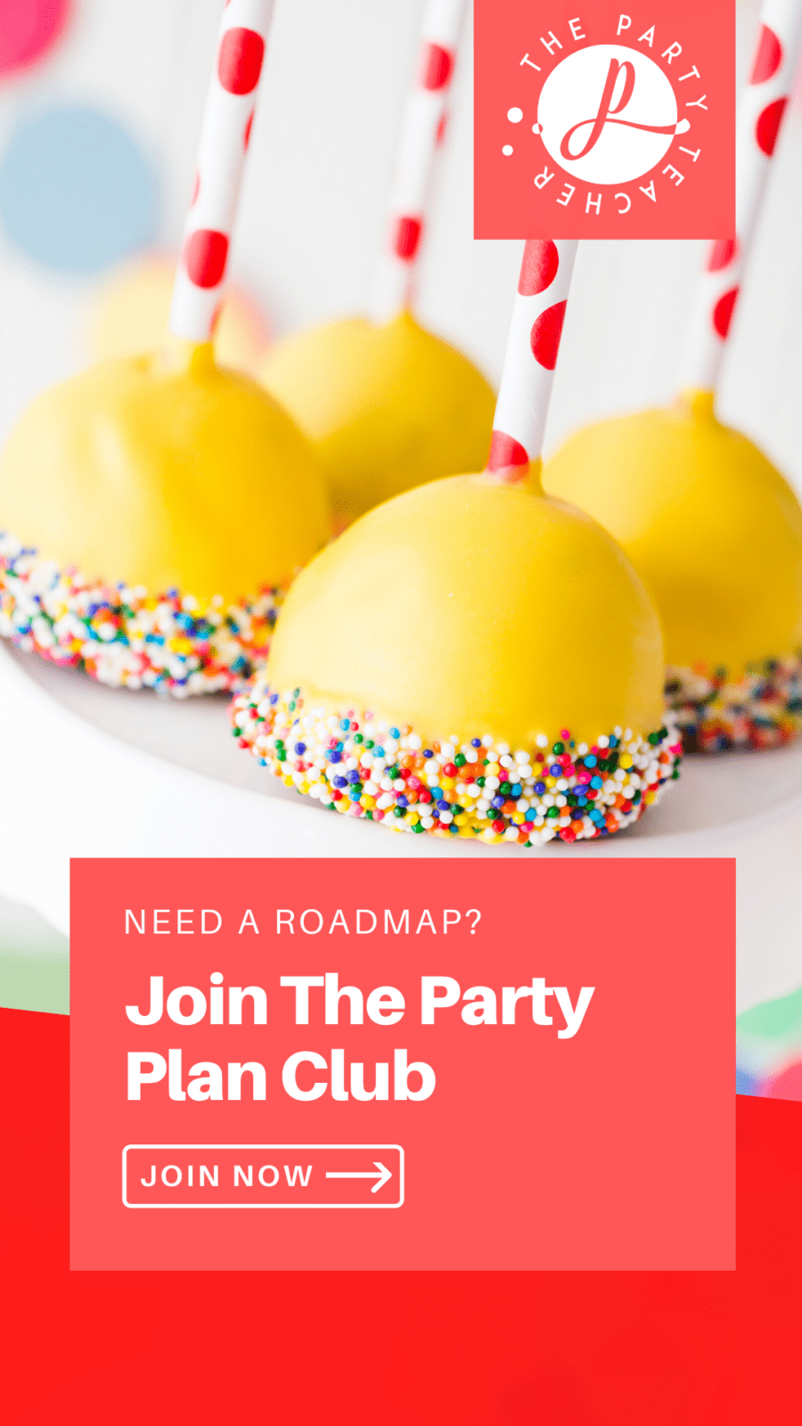 Join The Party Plan Club