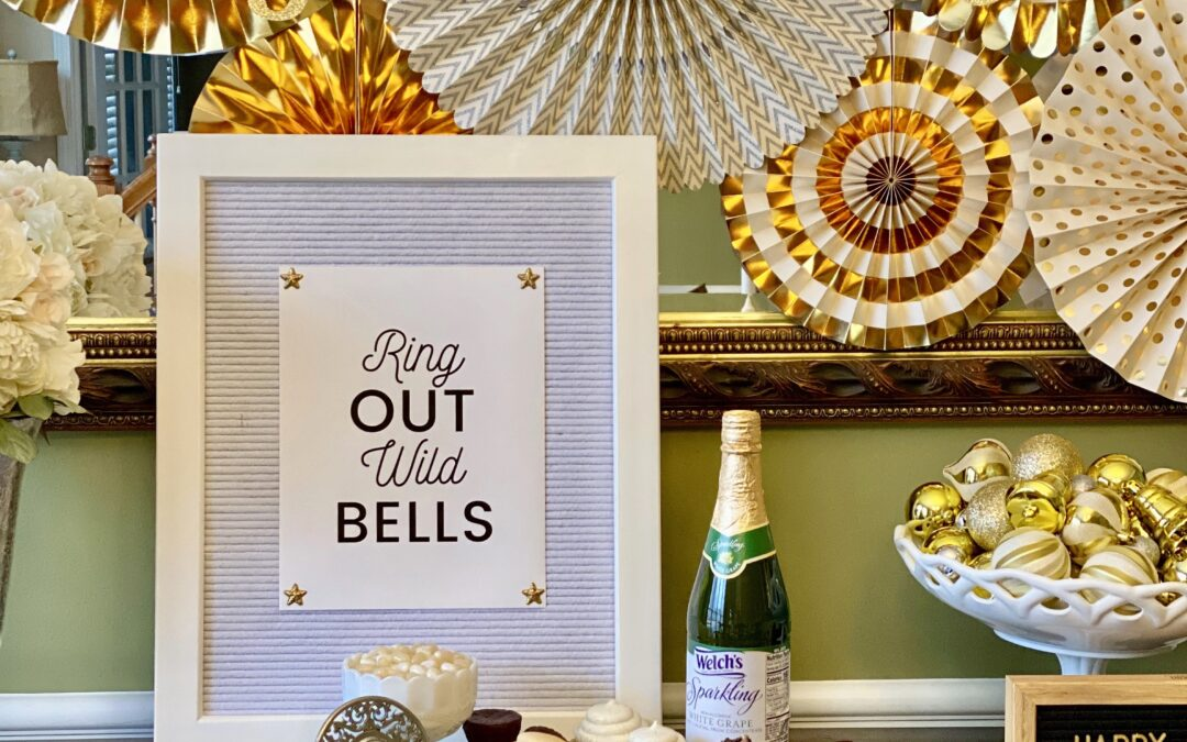 """my Parties: """"Ring Out wild Bells"""" New Year's Eve Party"""