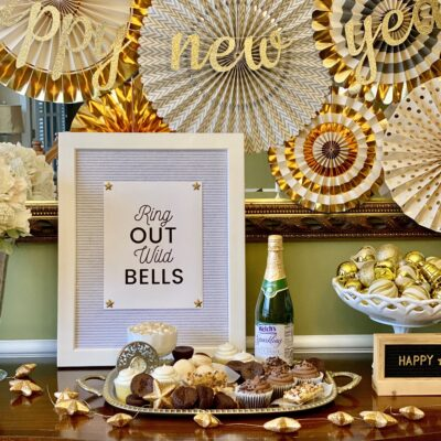 "my Parties: ""Ring Out wild Bells"" New Year's Eve Party"