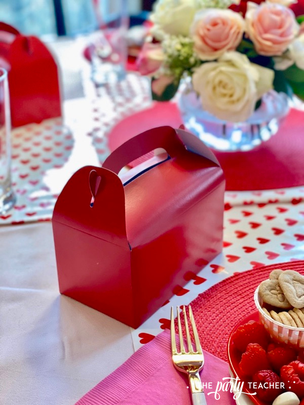 Valentine's gift boxes - The Party Teacher - 1