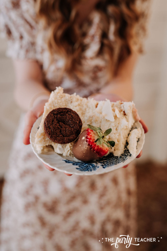Boho Picnic Sweet 16 by The Party Teacher - 45 desserts
