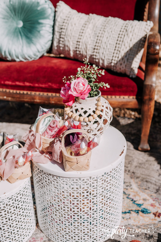 Boho Picnic Sweet 16 by The Party Teacher - 2