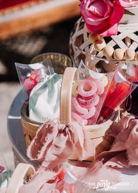 Boho Sweet 16 Party by The Party Teacher-party favors - 1